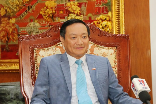 Chuyen tham Lao cua Tong Bi thu, Chu tich nuoc co y nghia quan trong hinh anh 1