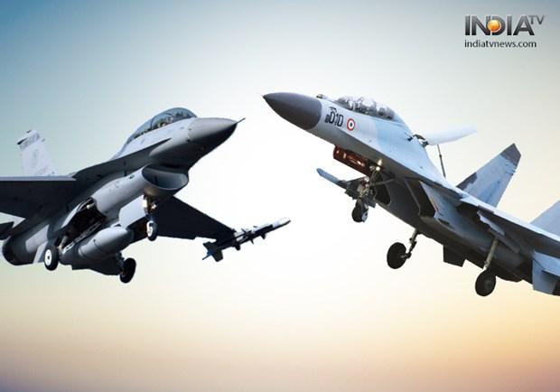 An Do tuyen bo ban ha may bay chien dau F-16 cua Pakistan hinh anh 1