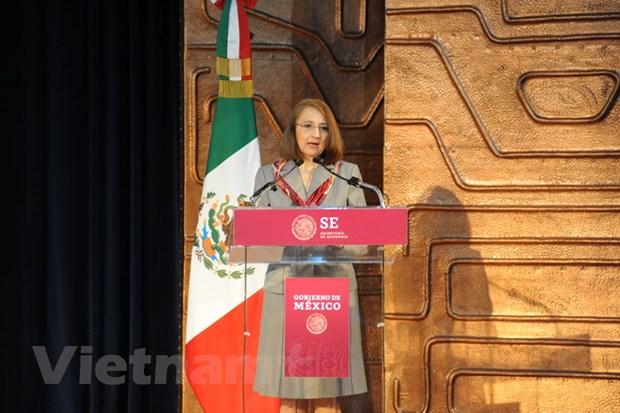 Mexico danh gia Viet Nam la thi truong tiem nang trong CPTPP hinh anh 1