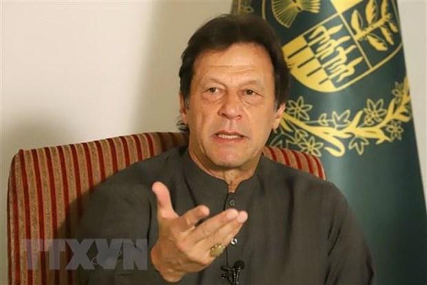 Quoc hoi Pakistan ung ho thu tuong de nghi doi thoai voi An Do hinh anh 1