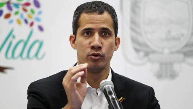 Thu linh doi lap Venezuela se hoi huong de lanh dao bieu tinh hinh anh 1