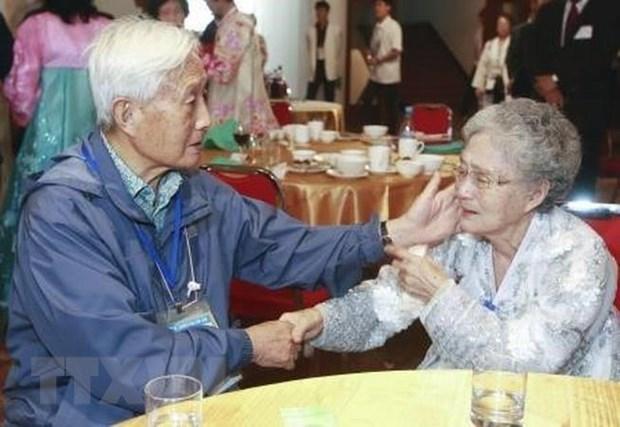 LHQ cho phep hai mien Trieu Tien to chuc doan tu qua cau truyen hinh hinh anh 1