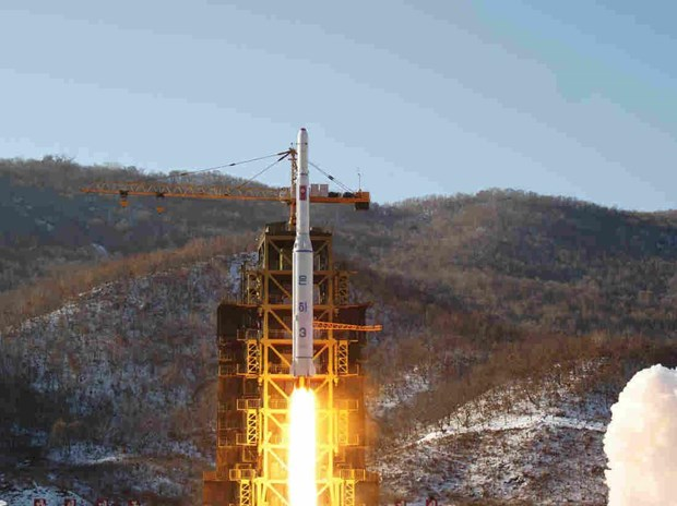 Hàn Quốc: Có dấu hiệu việc sửa chữa tại bãi phóng tên lửa Triều Tiên