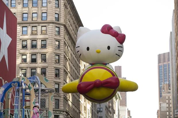 Hello Kitty lan dau xuat hien trong mot bo phim cua Hollywood hinh anh 1