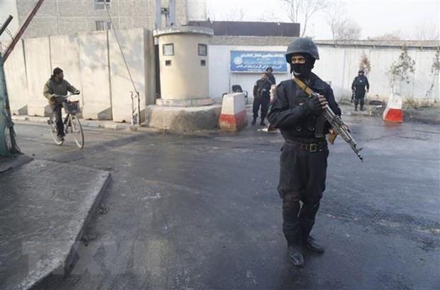 Danh bom lieu chet xay ra tai thanh pho mien Dong Afghanistan hinh anh 1
