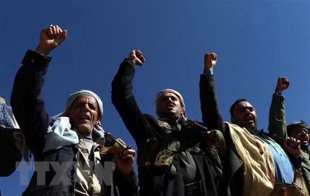 Nhieu nuoc to cao Houthi vi pham thoa thuan hoa binh tai Yemen hinh anh 1