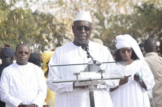 Senegal: Tong thong Macky Sall tai dac cu nhiem ky thu 2 hinh anh 1