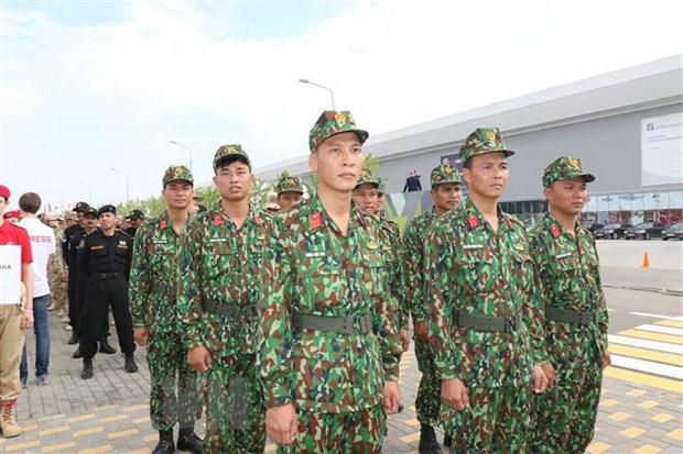Viet Nam du hoi nghi tu lenh luc luong quoc phong cac nuoc ASEAN hinh anh 1