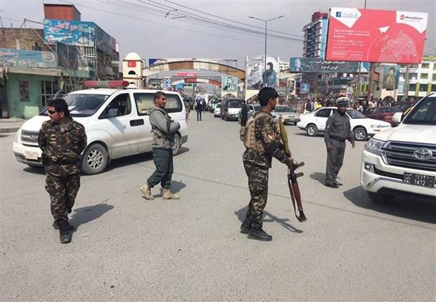 Afghanistan: IS thua nhan gay ra vu tan cong tai mot buoi le o Kabul hinh anh 1