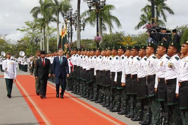 Brunei la doi tac quan trong trong chinh sach phuong Nam cua Han Quoc hinh anh 1