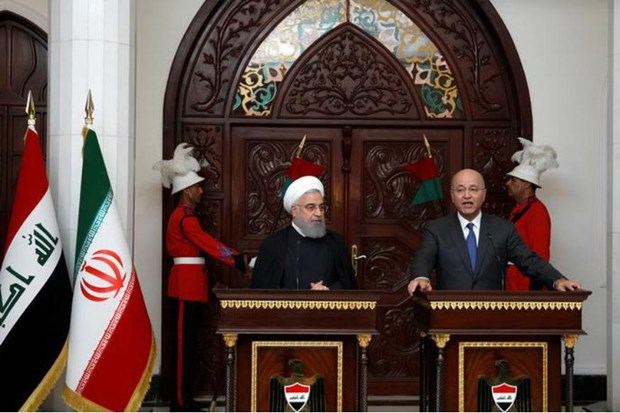 Iraq va Iran ky ket ban ghi nho hop tac trong nhieu linh vuc hinh anh 1