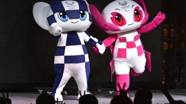 Nhat Ban khoi dong cac su kien chao mung Olympic Tokyo 2020 hinh anh 1