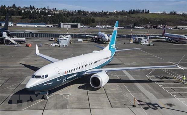 Thuong vien My dieu tra cac vu tai nan may bay Boeing 737 MAX hinh anh 1
