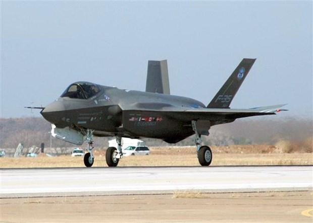 My se chuyen giao may bay F-35 cho Tho Nhi Ky trong thang 11 hinh anh 1