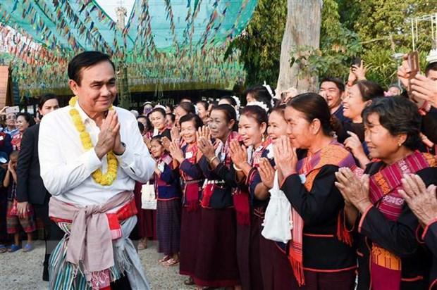 Thai Lan: Thu tuong Prayut Chan-o-cha du tu cach tranh cu hinh anh 1