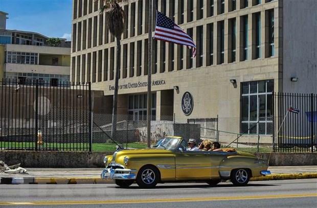 Cuba: My loi dung ''su co suc khoe'' de gia tang hanh dong thu dich hinh anh 1