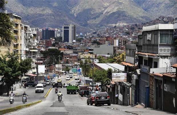 Venezuela lap luc luong dac biet bao ve co so dich vu dien, nuoc hinh anh 1