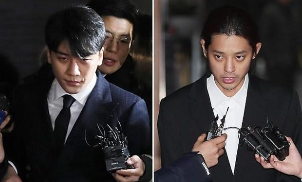 Be boi tinh duc cua Seungri, Jung Joon-young phoi bay tinh nam doc hai hinh anh 1