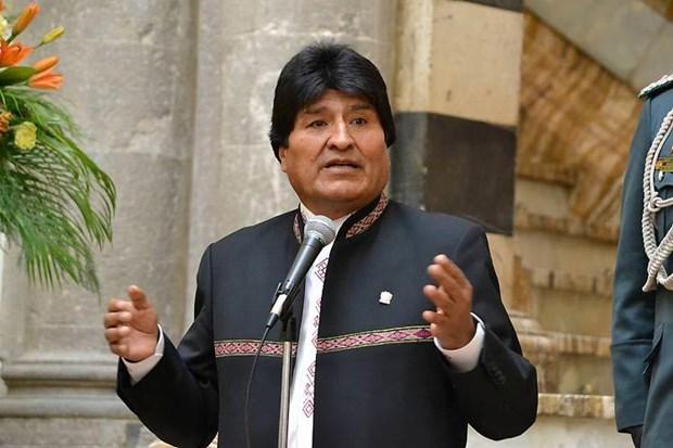 Bolivia thay doi ngay tong tuyen cu do trung voi Argentina, Paraguay hinh anh 1