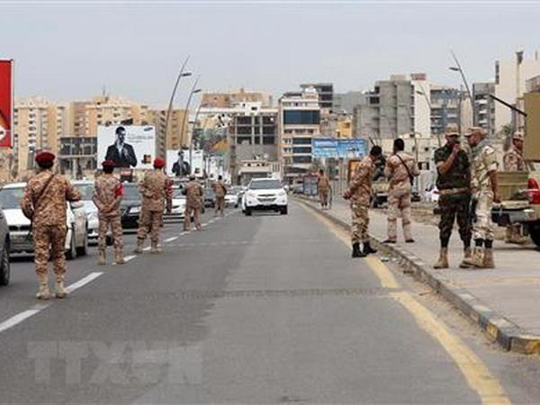 Thu tuong Libya keu goi cac ben tham gia giai quyet khung hoang hinh anh 1