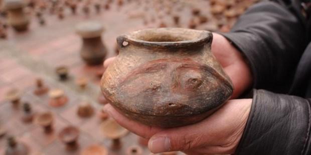 Colombia phat hien hang nghin co vat trong qua trinh lam ong dan dau hinh anh 1