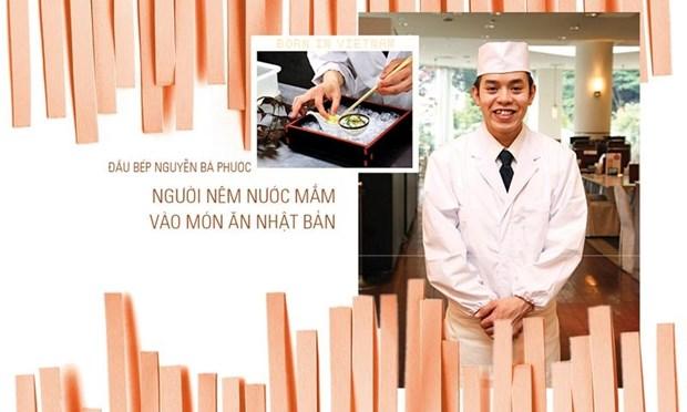 Dau bep Nguyen Ba Phuoc - Nguoi nem nuoc mam vao mon an Nhat Ban hinh anh 1