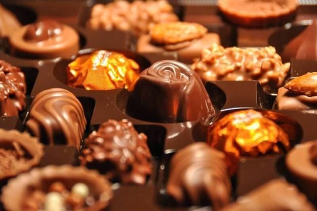 Nguoi dan Thuy Si tiep tuc giam tieu thu cac san pham chocolate hinh anh 1