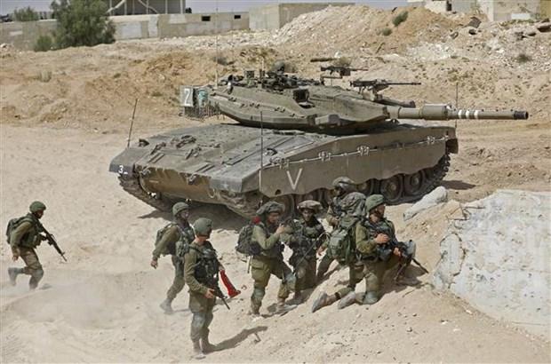 Israel bao dong nguy co tan cong rocket tai khu vuc gan Gaza hinh anh 1