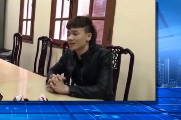 [Video] Cong an Bac Ninh tam giu hinh su doi tuong Kha Banh hinh anh 1