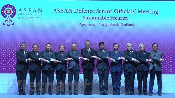 Viet Nam tham du hoi nghi quan chuc quoc phong cap cao ASEAN hinh anh 2