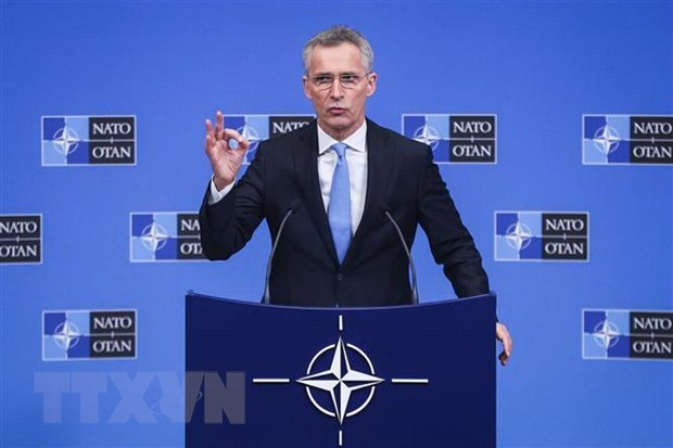 Tong thu ky NATO ung ho no luc tang chi tieu quoc phong cua My hinh anh 1