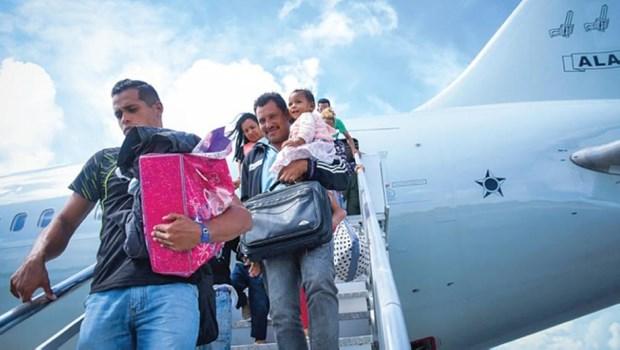 To chuc UNICEF keu goi quoc te giup do tre em Venezuela hinh anh 1