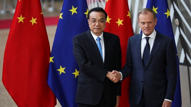 Tuyen bo chung EU-Trung Quoc chi duoc chot vao phut chot hinh anh 1