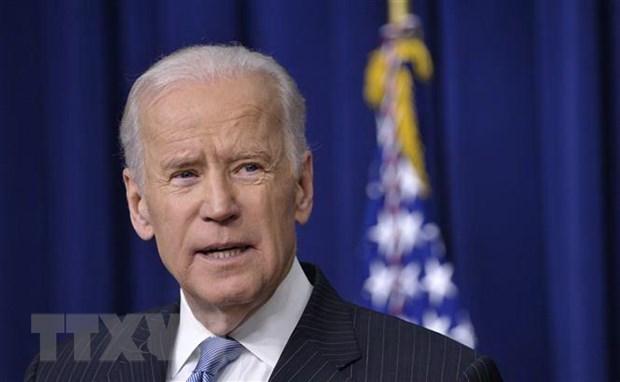 Bau cu My: Ong Joe Biden dang la ung vien hang dau cua dang Dan chu hinh anh 1