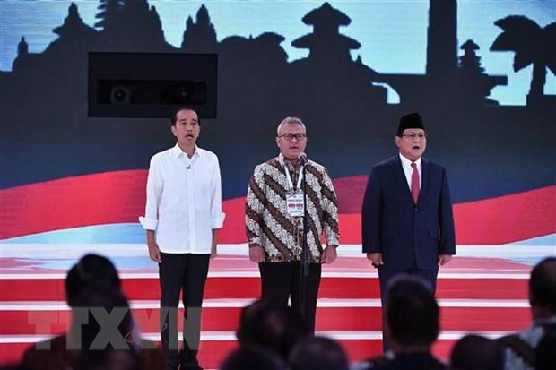 [Video] Cu tri Indonesia bat dau cuoc bau cu lon nhat the gioi hinh anh 1