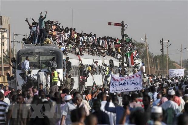 Sudan: Phe doi lap va hoi dong quan su dam phan co tien trien hinh anh 1
