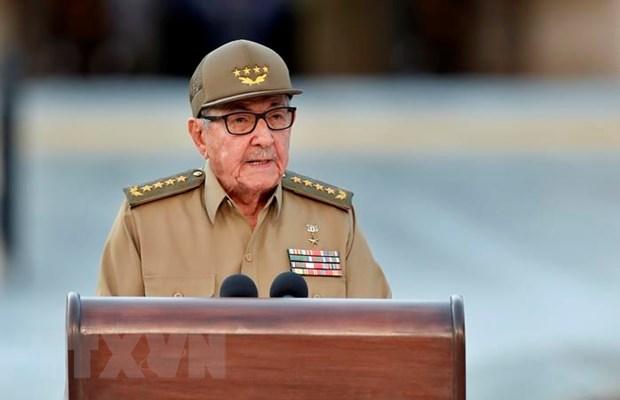 Nga trao giai thuong Lenin cho Bi thu thu nhat Dang Cong san Cuba hinh anh 1