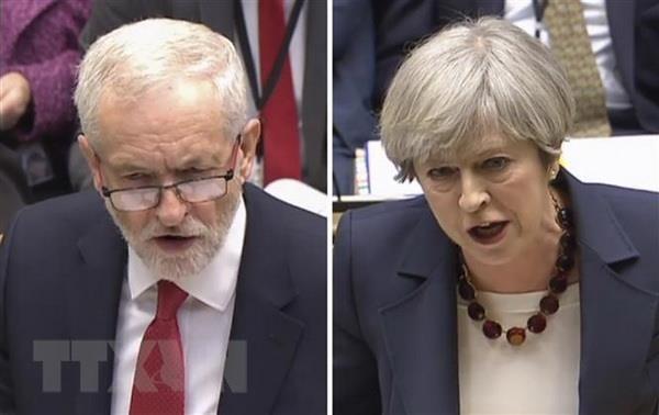 Brexit: Thu tuong Anh lac quan ve thoa thuan voi Cong dang doi lap hinh anh 1