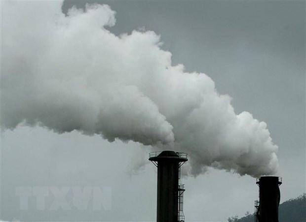 IMF: Tang thue carbon la bien phap hieu qua giam khi thai nha kinh hinh anh 1