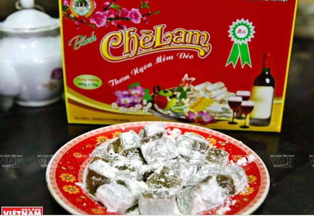 Che lam Thach Xa - Mon qua dan da, mang dam huong vi lang que hinh anh 13