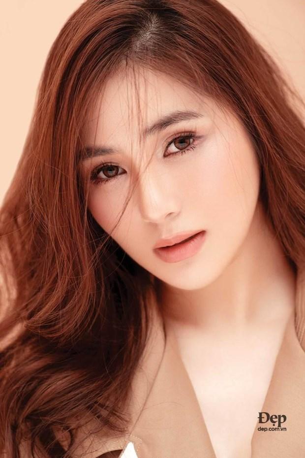 Huong Tram: Chua biet sap toi the nao nhung toi buoc phai gioi hon hinh anh 1