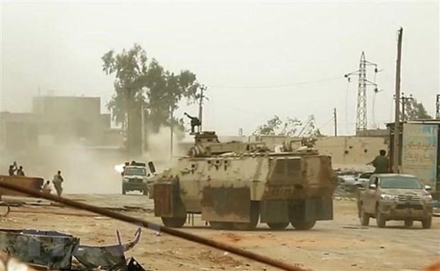 Libya: Tuong Haftar ra lenh tan cong manh hon trong le Ramadan hinh anh 1