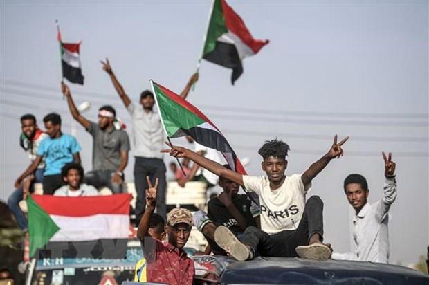 Sudan: Hoi dong quan su chuyen tiep chi dinh bo truong tu phap moi hinh anh 1