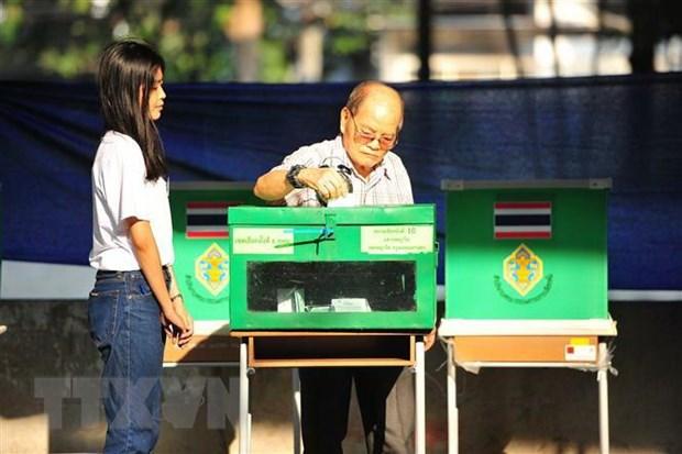 Uy ban Bau cu Thai Lan se cong bo ket qua chinh thuc som hon du kien hinh anh 1