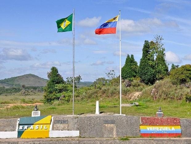 Venezuela mo tro lai cac cua khau bien gioi voi Brazil va Aruba hinh anh 1
