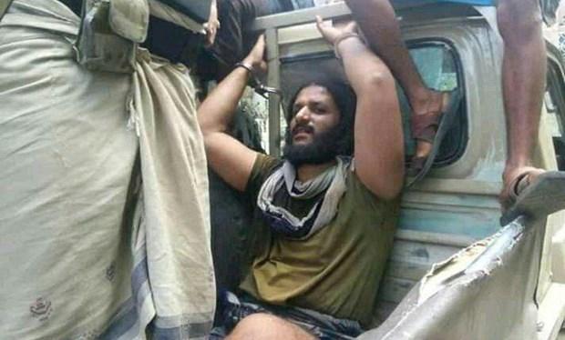 Luc luong an ninh Yemen bat giu thu linh hang dau cua al-Qaeda hinh anh 1