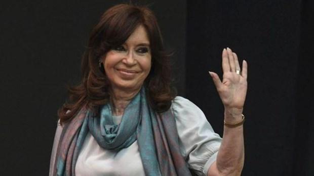 Argentina: Cuu Tong thong Cristina Fernandez se ra tranh cu hinh anh 1