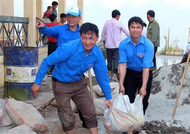 Chien dich thanh nien tinh nguyen He duoc trien khai den thang 8 hinh anh 1