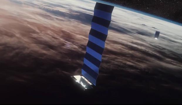 [Video] Sieu du an cua SpaceX khien gioi thien van lo lang hinh anh 1