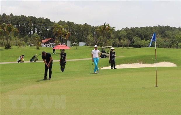 3 giai golf quoc gia nghiep du hap dan sap dien ra tai Cam Ranh hinh anh 1